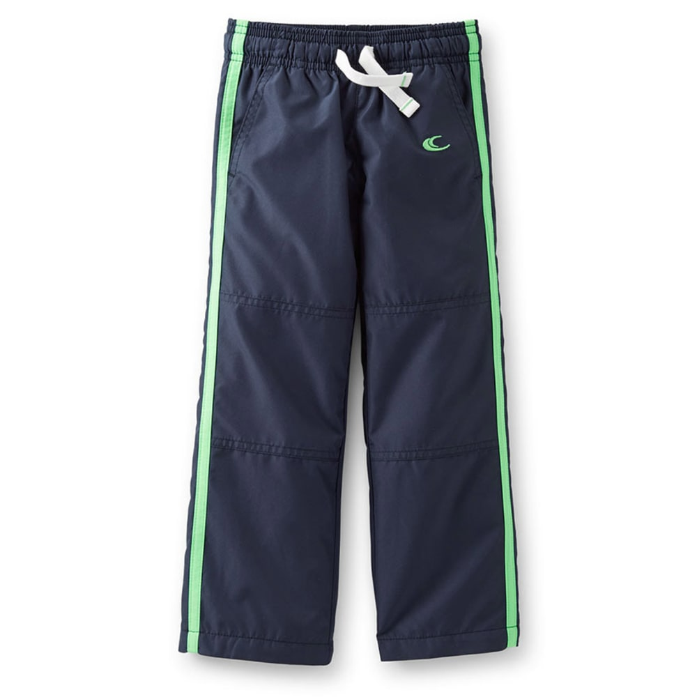 CARTER'S Toddler Boys' Lined Woven Pants, Navy - NAVY