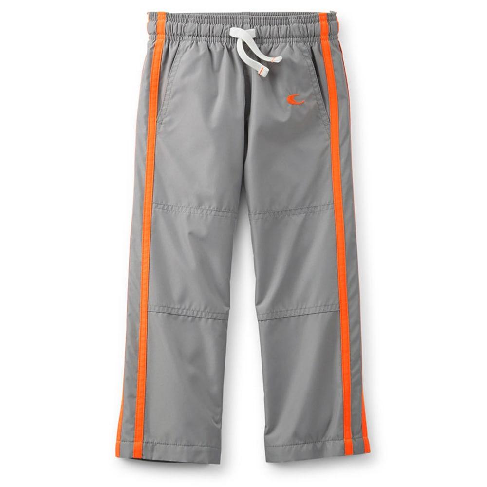 CARTER'S Toddler Boys' Lined Woven Pants, Light Grey - GREY