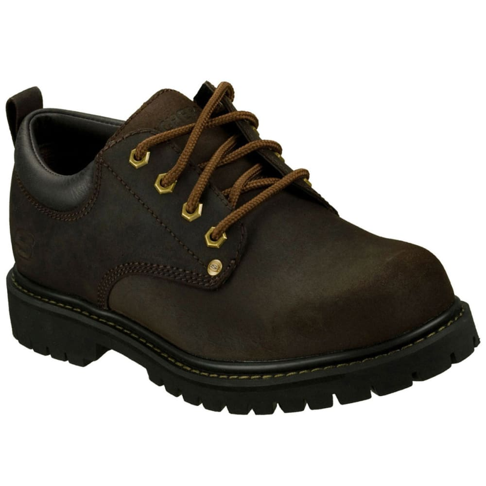 SKECHERS Men's 7111 BRS Alley Cat Brown - VALUE DEAL - BROWN