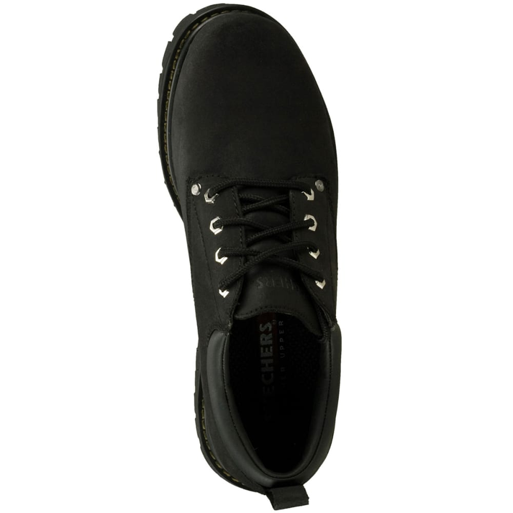 SKECHERS Men's 7111 BKS Alley Cat - BLACK