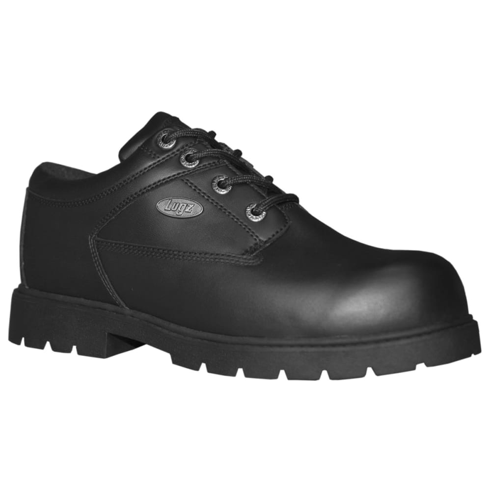 LUGZ Men's Savoy Lo Boots - BLACK