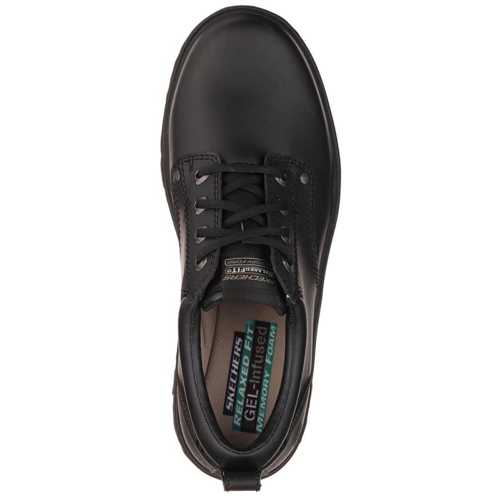 "SKECHERS Men's Relaxed Fit: Segment€""Rilar Shoes - BLACK"