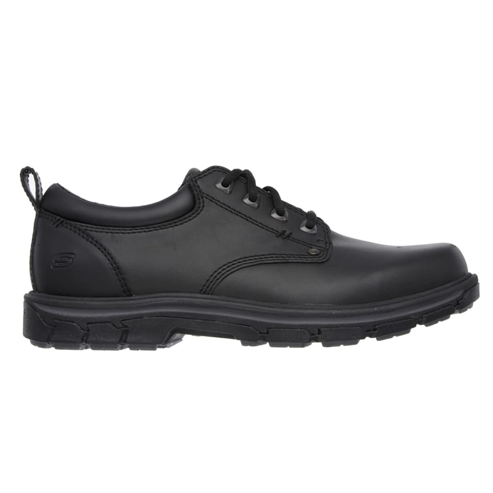"SKECHERS Men's Relaxed Fit: Segment€""Rilar Shoes - BLACK"