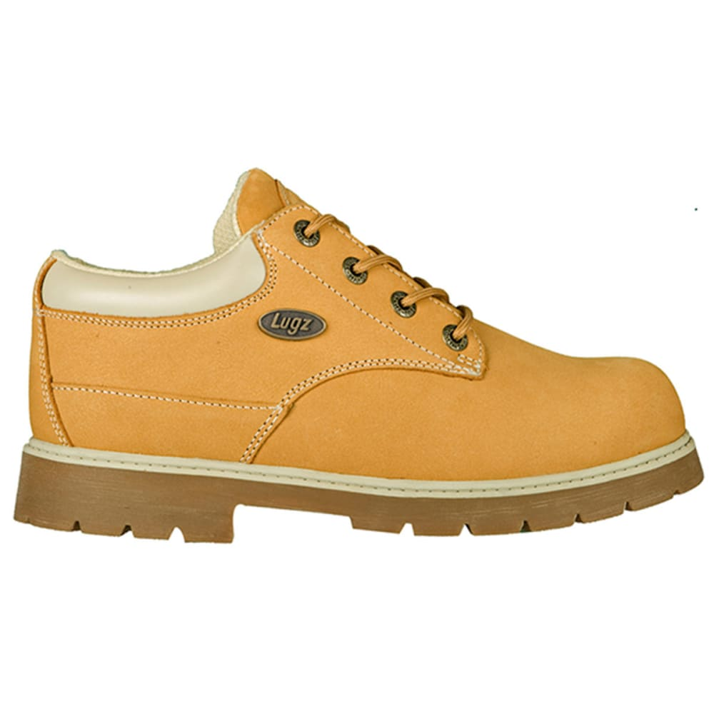 LUGZ Men's Drifter Lo Boots, Medium Width - WHEAT