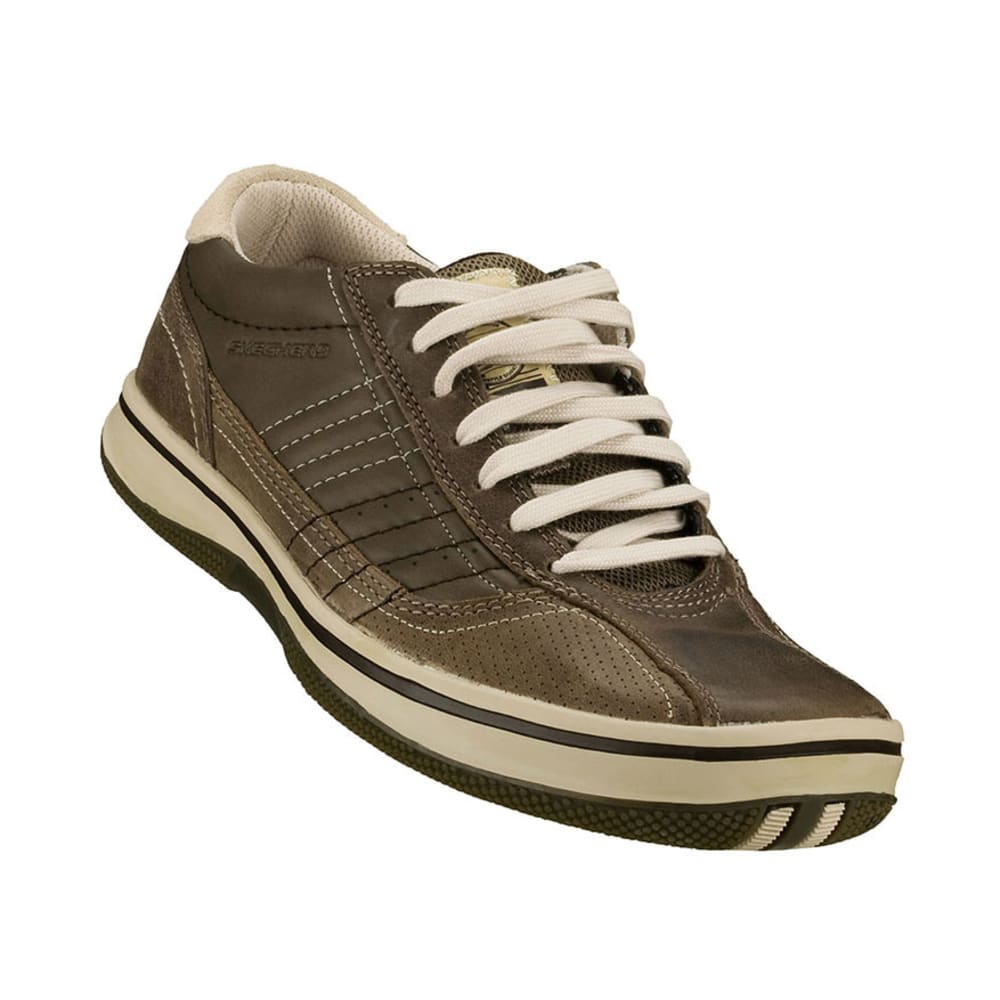 SKECHERS Men's Piers Sneakers - BROWN