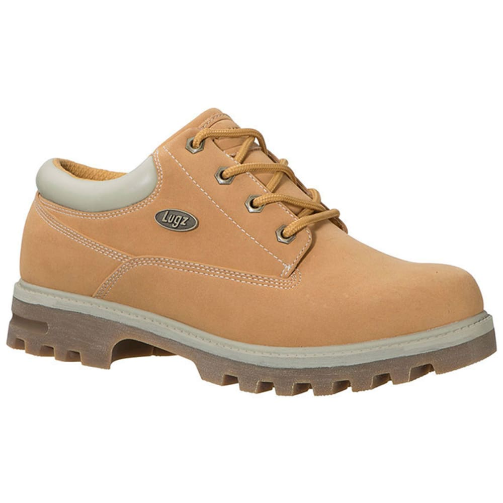 LUGZ Guys' Empire Lo Wear Boots, Wide Width - GOLDEN WHEAT