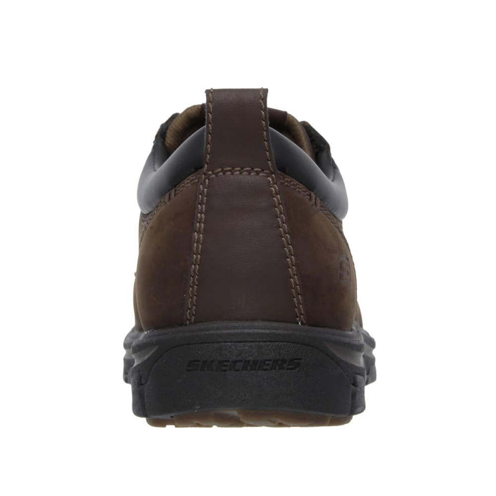 "SKECHERS Men's Relaxed Fit: Segment€""Rilar Shoes - BROWN"