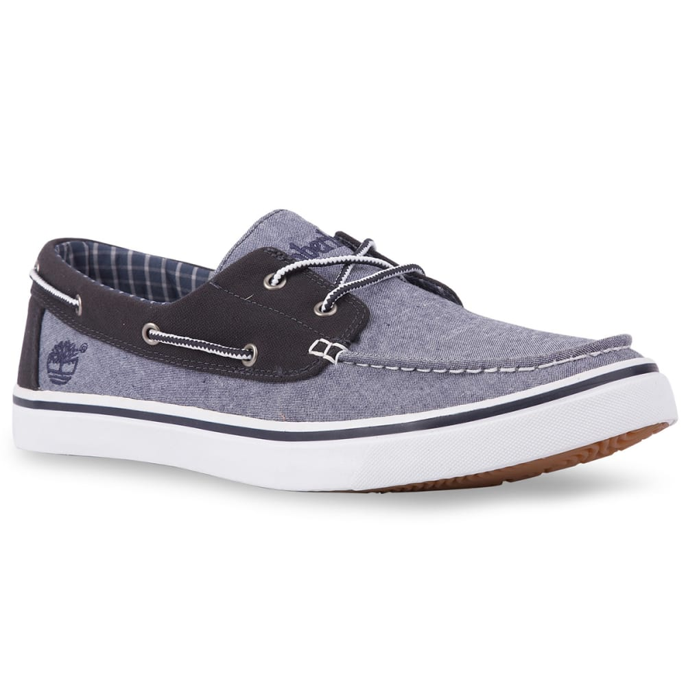 TIMBERLAND Earthkeepers® Men's Newmarket Boat Shoes - PREMIER - BLUE