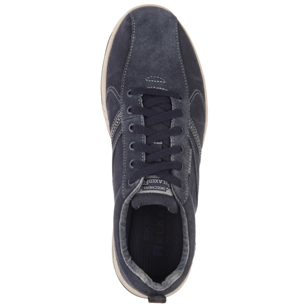 SKECHERS Guys' Relaxed Fit: Expected – Mellor - NAVY