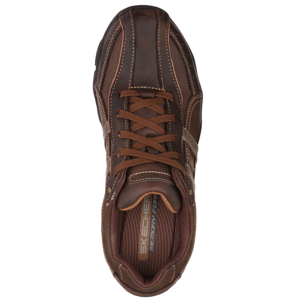 SKECHERS Men's Diameter- Murilo Shoes - CHESTNUT DISTRESSED