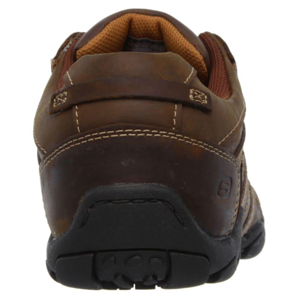 SKECHERS Men's Diameter- Murilo Shoes - CHESTNUT DISTRESSED