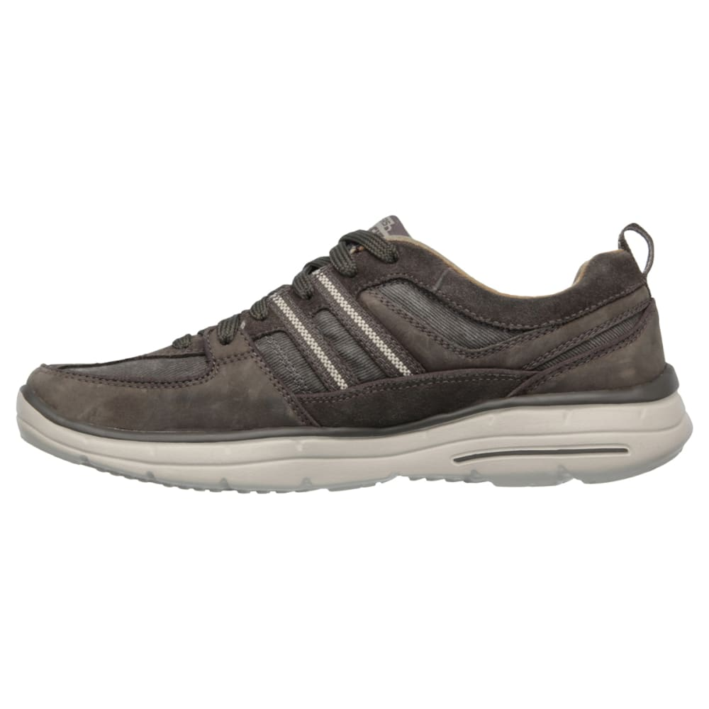 SKECHERS Men's Relaxed Fit® Glides Shoes - GRAPHITE