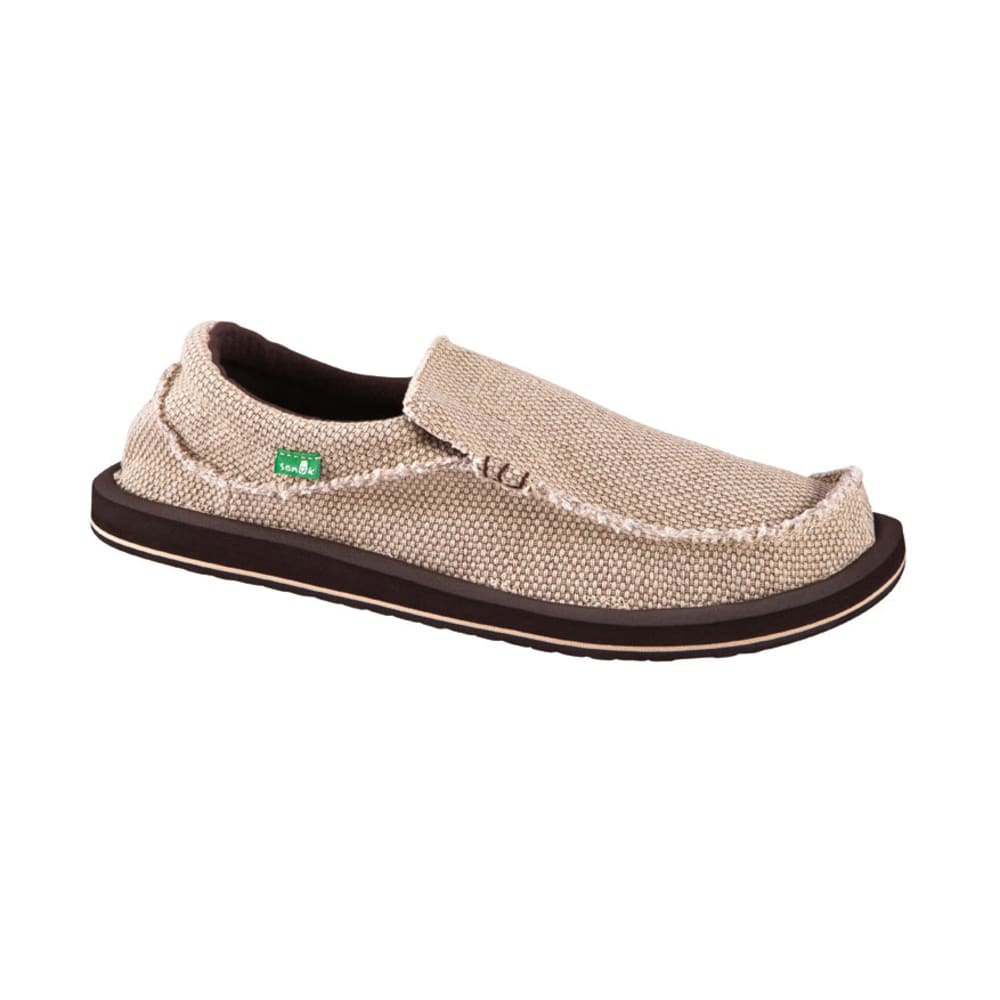 SANUK Men's Chiba Shoes - TAN