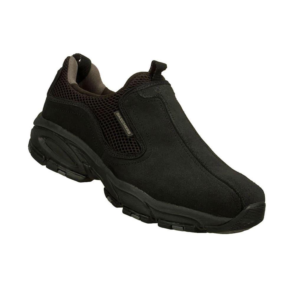 SKECHERS Guys' Vigor 2.0– Legend Seeker Shoes, Wide Width - BLACK