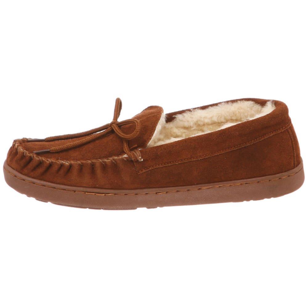 BEARPAW Men's Moc II Slippers - HICKORY