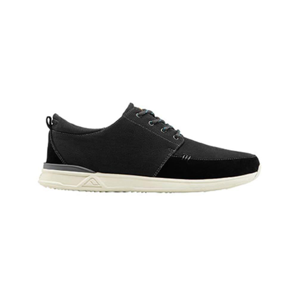 Reef Men's Reef Rover Low Shoe - BLACK