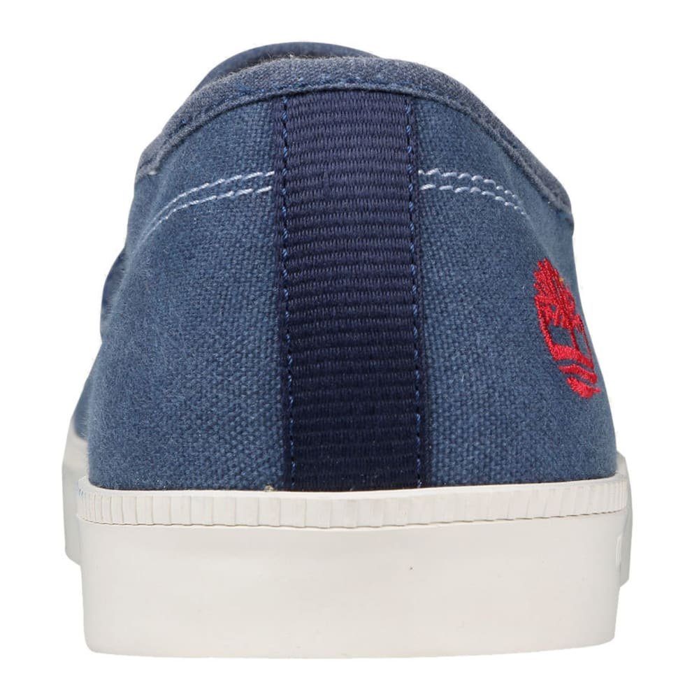 TIMBERLAND Men's Newport Bay Canvas Slip-On Shoes - NAVY