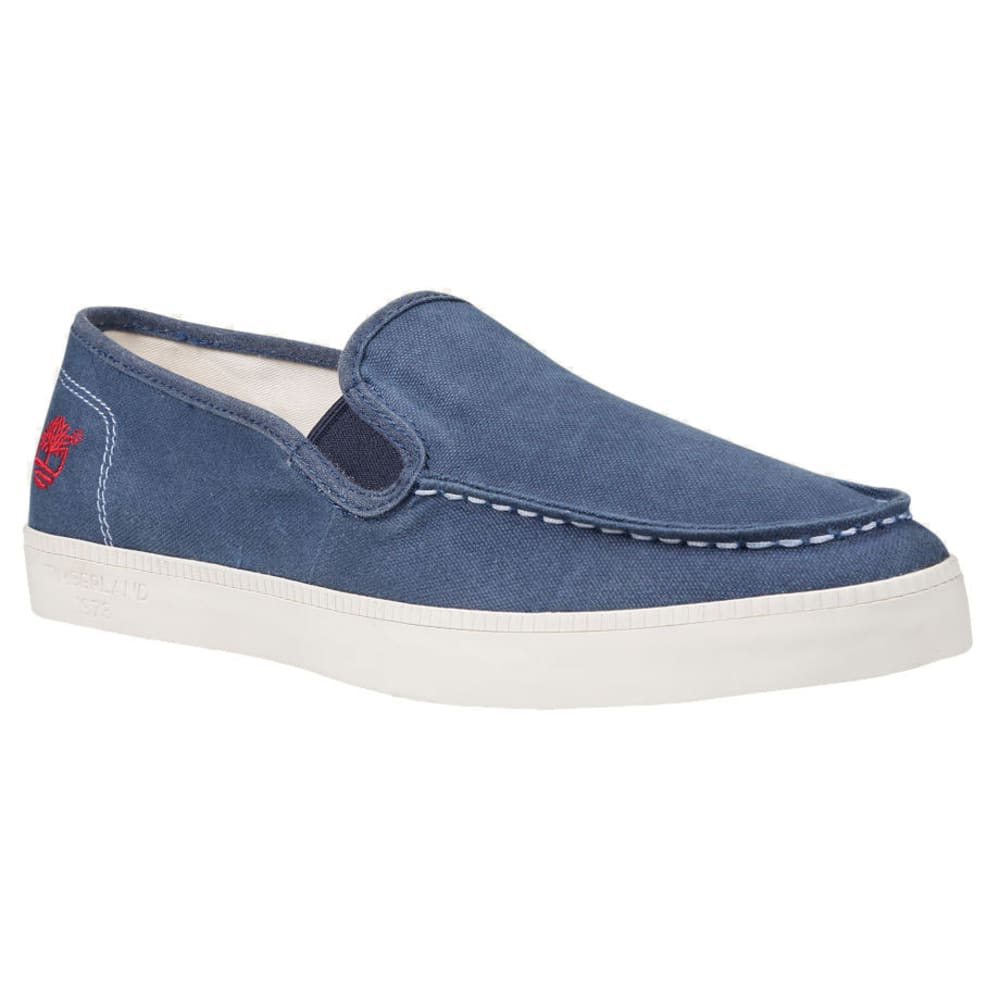 TIMBERLAND Men's Newport Bay Canvas Slip-On Shoes 8