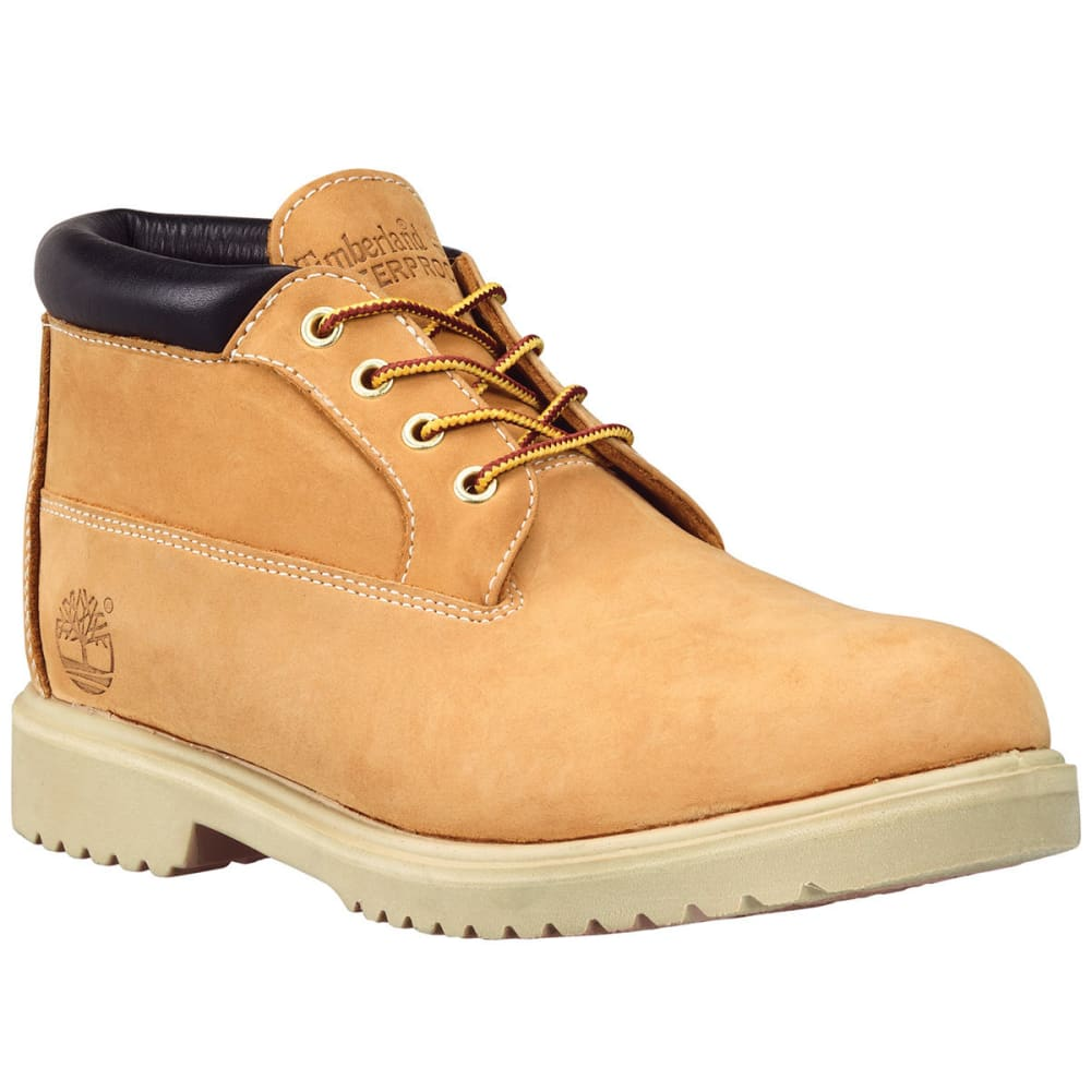 TIMBERLAND Men's Icon Waterproof Chukka Boots - WHEAT