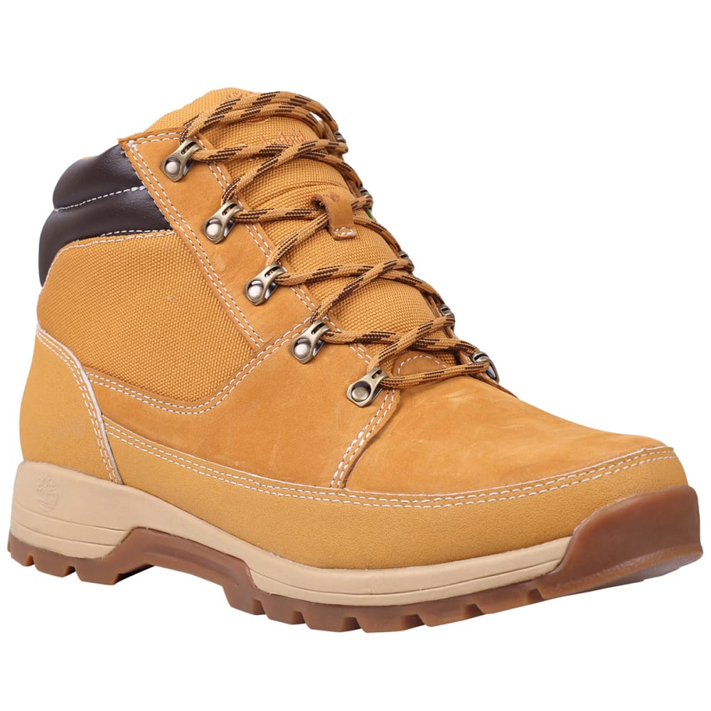 TIMBERLAND Young Men's Skhigh Rock II Boots- PREMIER - WHEAT