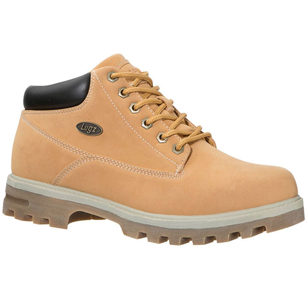 LUGZ Guys' Empire Mid Wear Boots - BROWN