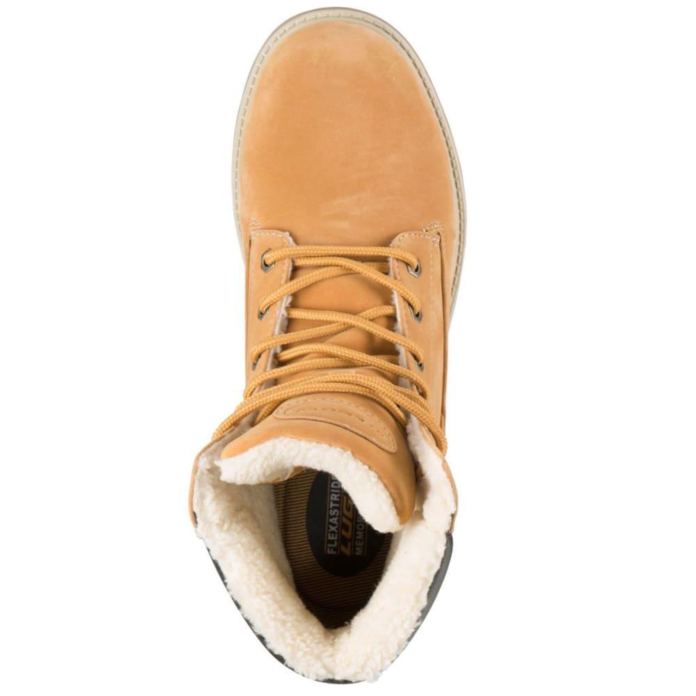 LUGZ Men's Empire Hi Fleece Water-Resistant Boots - WHEAT