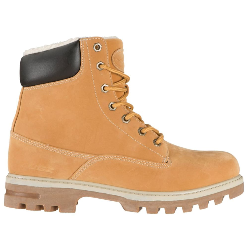 LUGZ Men's Empire Hi Fleece Water-Resistant Boots - WHEAT