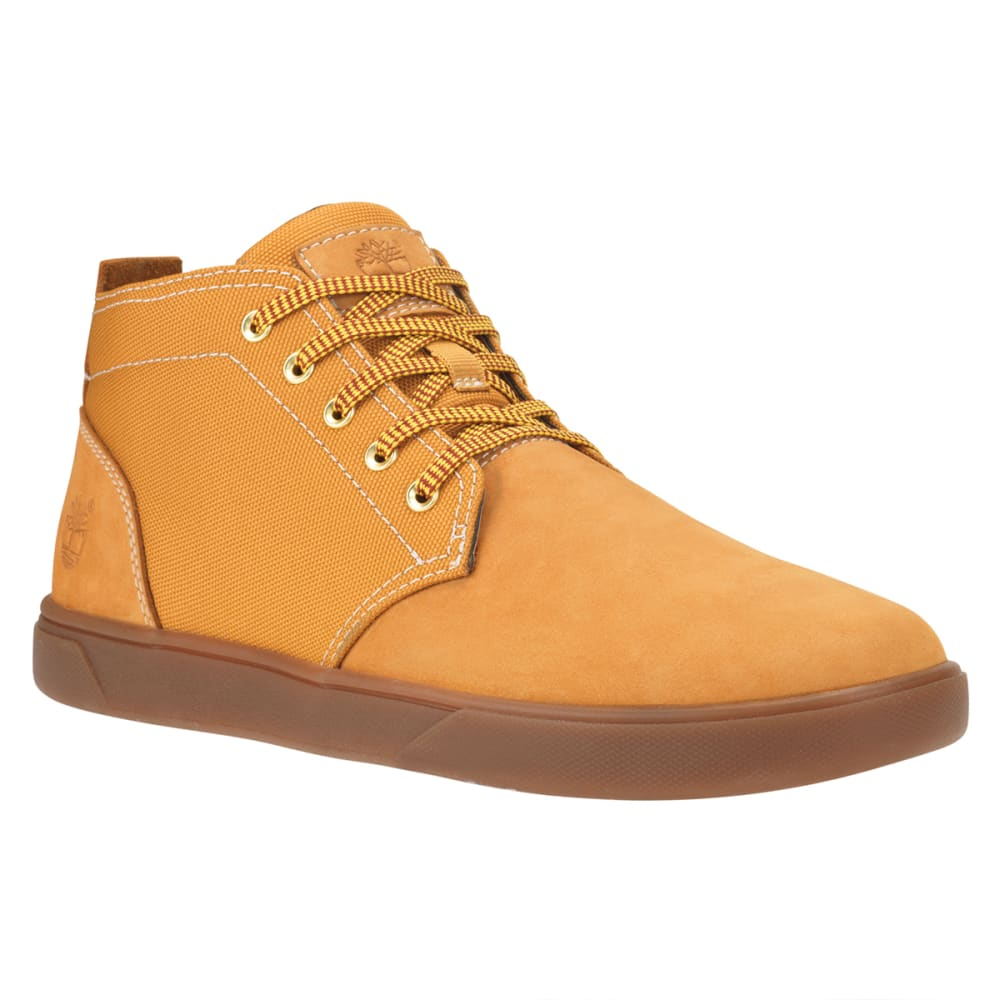 TIMBERLAND Men's Groveton Chukka Shoes - WHEAT