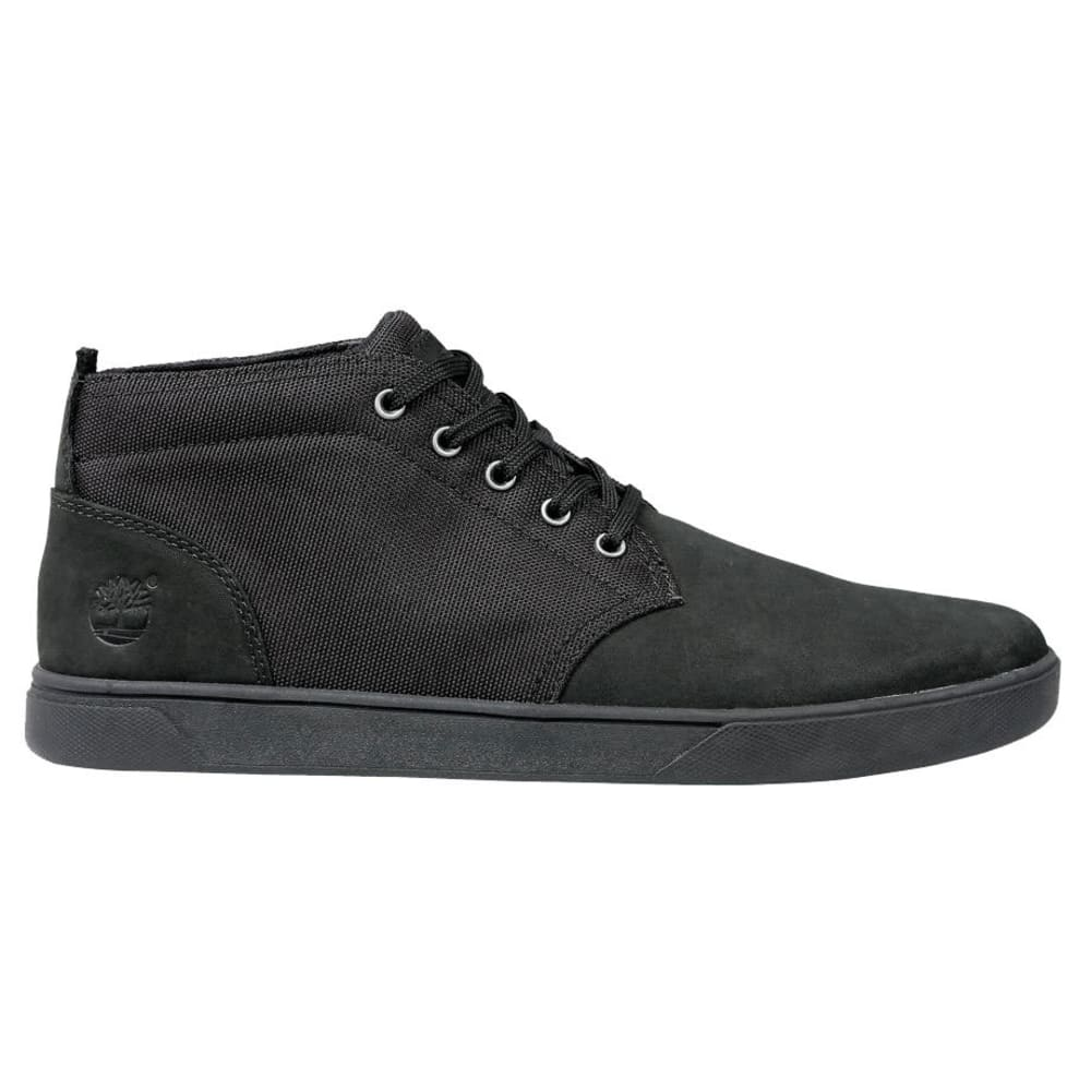TIMBERLAND Men's Groveton Chukka Shoes, Black - BLACK