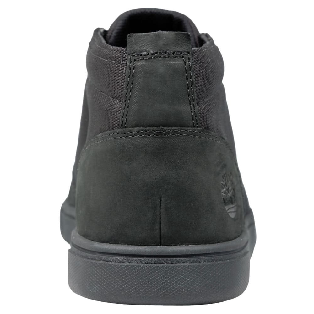 TIMBERLAND Men's Groveton Chukka Shoes, Black - BLACK