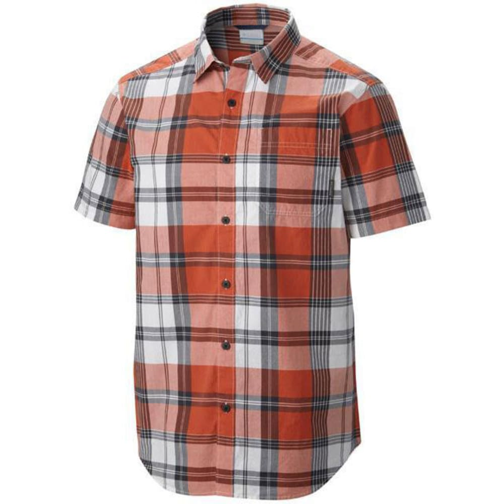 COLUMBIA Men's Thompson Hill II Yarn Dye Shirt S