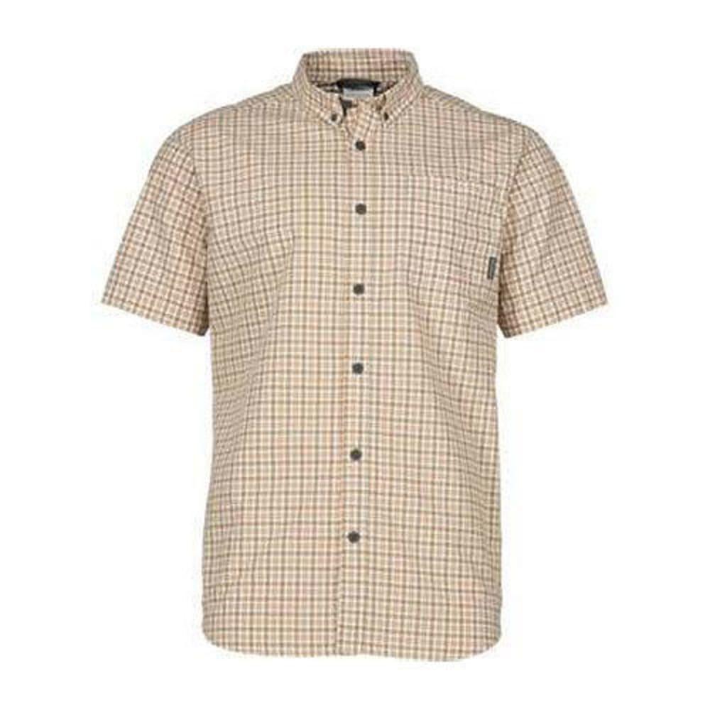 COLUMBIA Men's Rapid Rivers Mirage Short-Sleeve Shirt - VALENCIA SM PLD-996