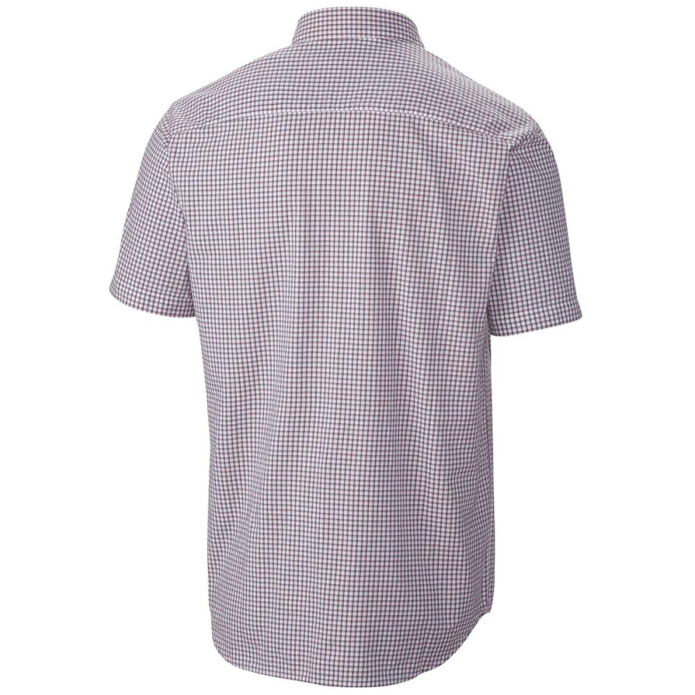 COLUMBIA Men's Rapid Rivers Short-Sleeve Shirt – Big & Tall - BLUE HERON