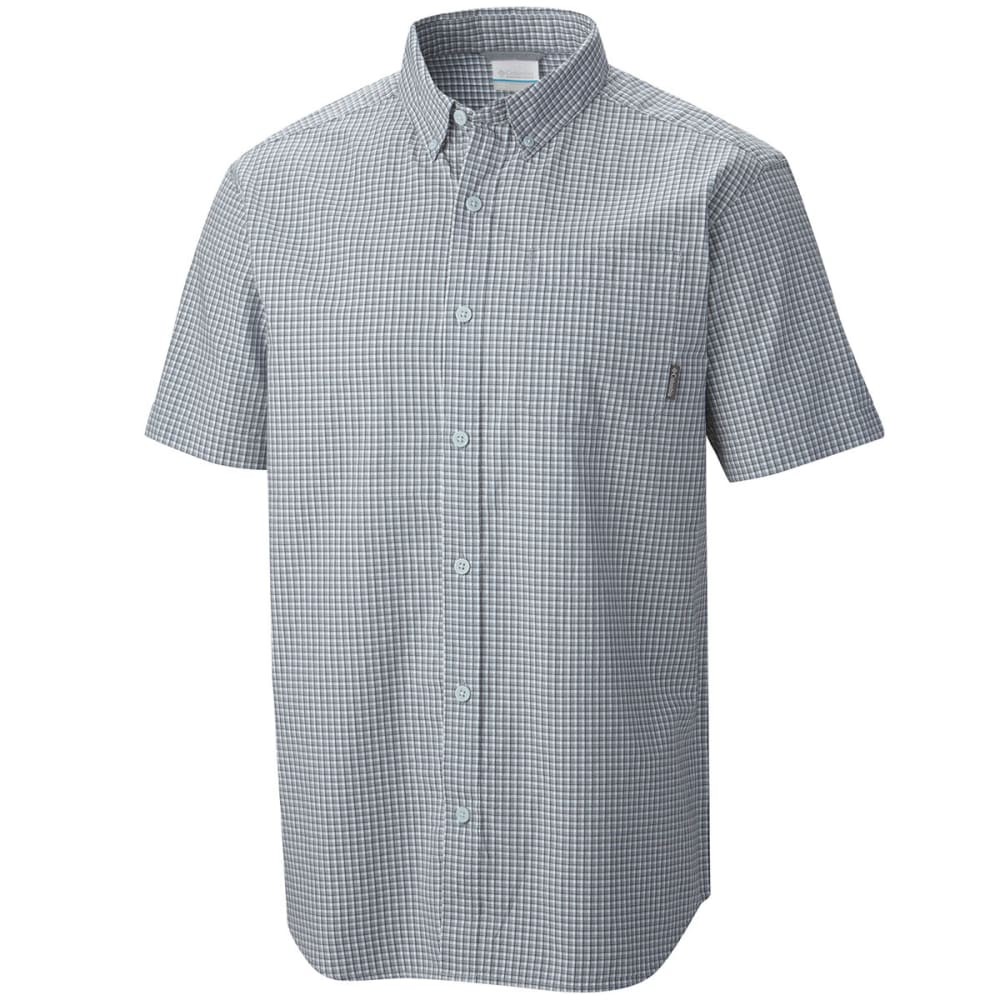 COLUMBIA Men's Rapid Rivers Short-Sleeve Shirt – Big & Tall - MIRAGE