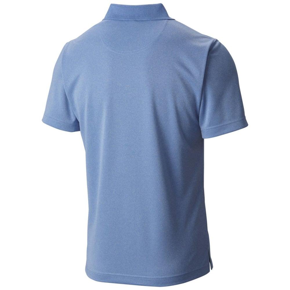 COLUMBIA Men's Utilizer Polo Shirt - 452-NIGHT TIDE