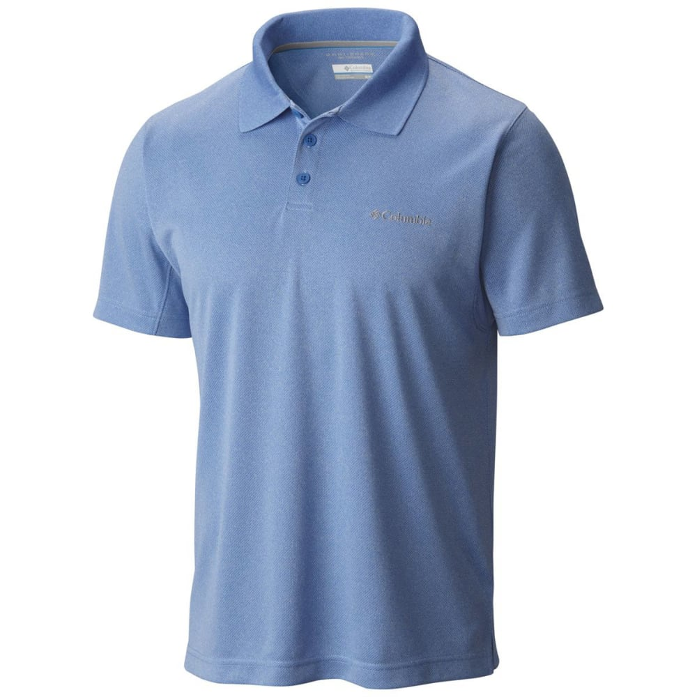 Columbia Men's Utilizer(TM) Polo Shirt - Blue, M
