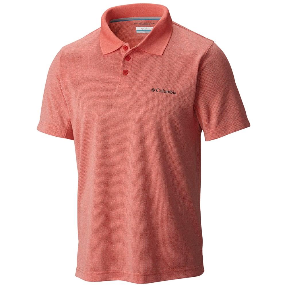 COLUMBIA Men's Utilizer Polo Shirt - 845-SUPER SONIC