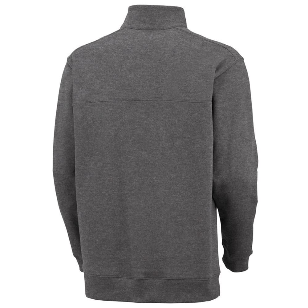 COLUMBIA Men's Hart Mountain 1/4 Zip - VALUE DEAL - CHARCOAL-030
