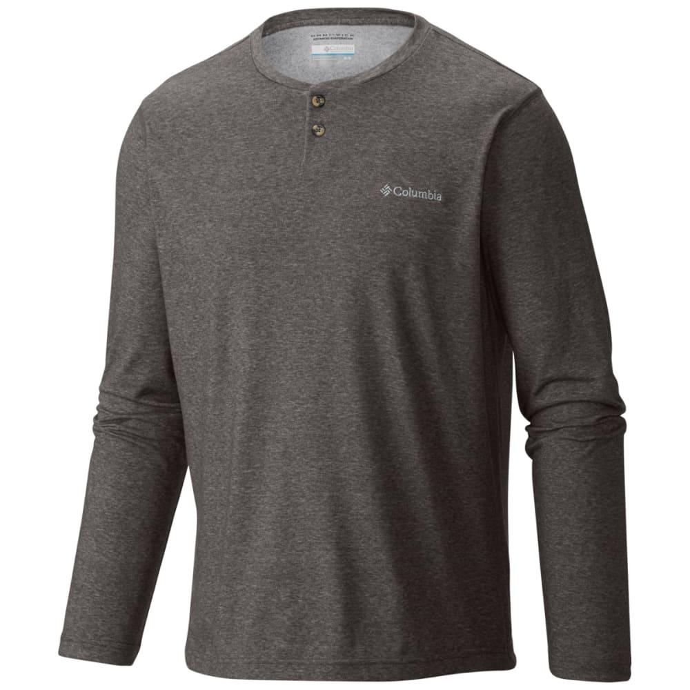 COLUMBIA Men's Thistletown Park Henley Shirt L