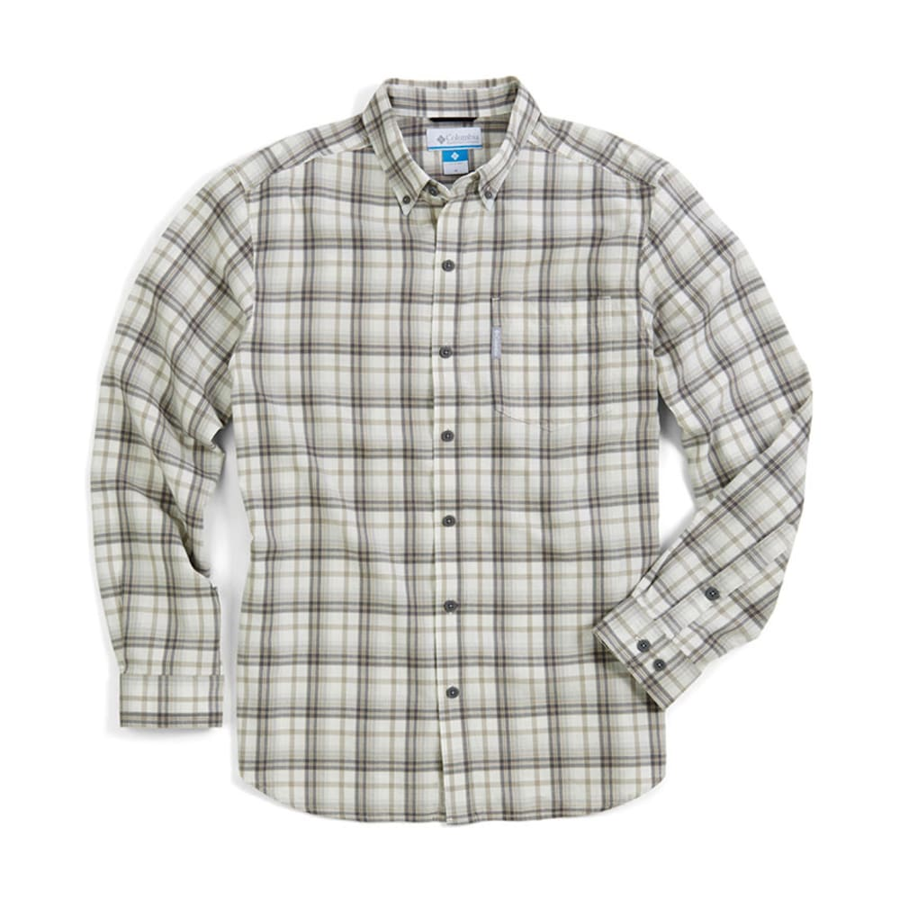 COLUMBIA Men's Out and Back Shirt - SEA SALT