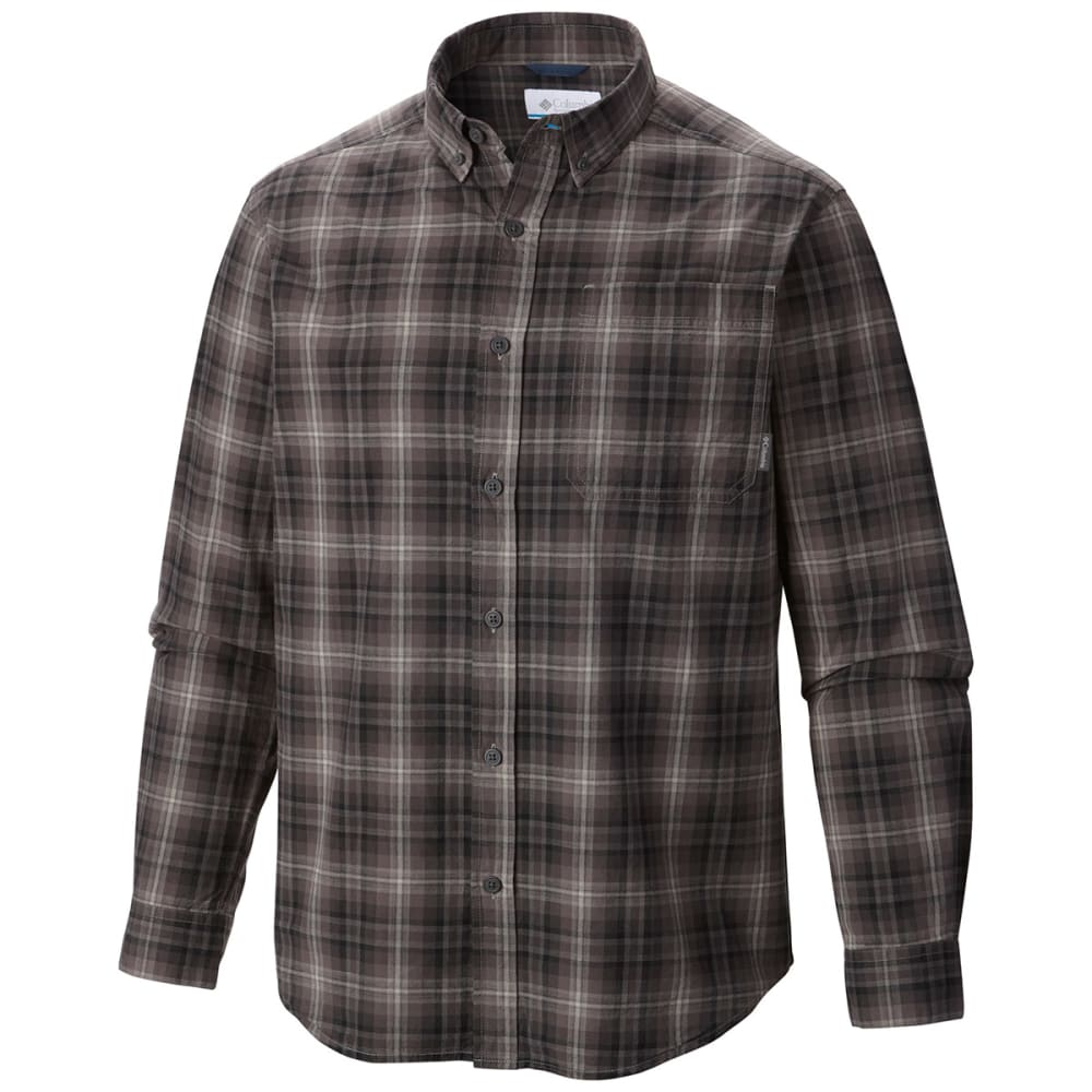 COLUMBIA Men's Out and Back Long Sleeve Shirt - BOULDER