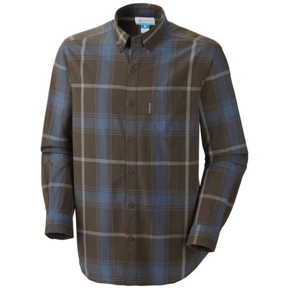 COLUMBIA Men's Out and Back Long Sleeve Shirt - BUFFALO