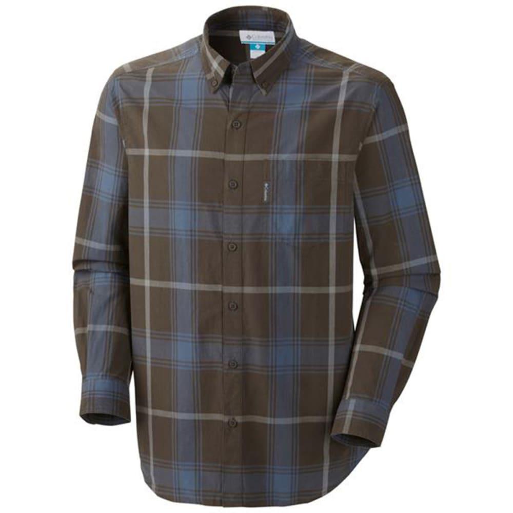 COLUMBIA Men's Out and Back Long Sleeve Shirt - BUFFALO