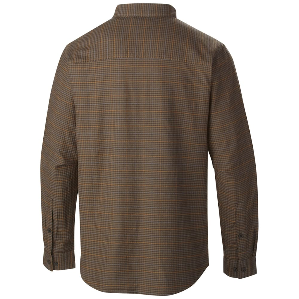 COLUMBIA Men's Vapor Ridge III Long-Sleeve Shirt - BROWN