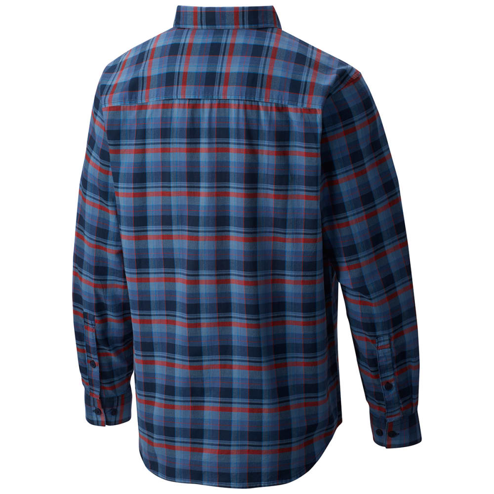 COLUMBIA Men's Vapor Ridge III Long-Sleeve Shirt - SUP BLU MULTI-438