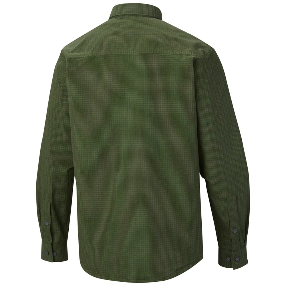 COLUMBIA Men's Rapid Rivers Button Down Shirt - GREEN