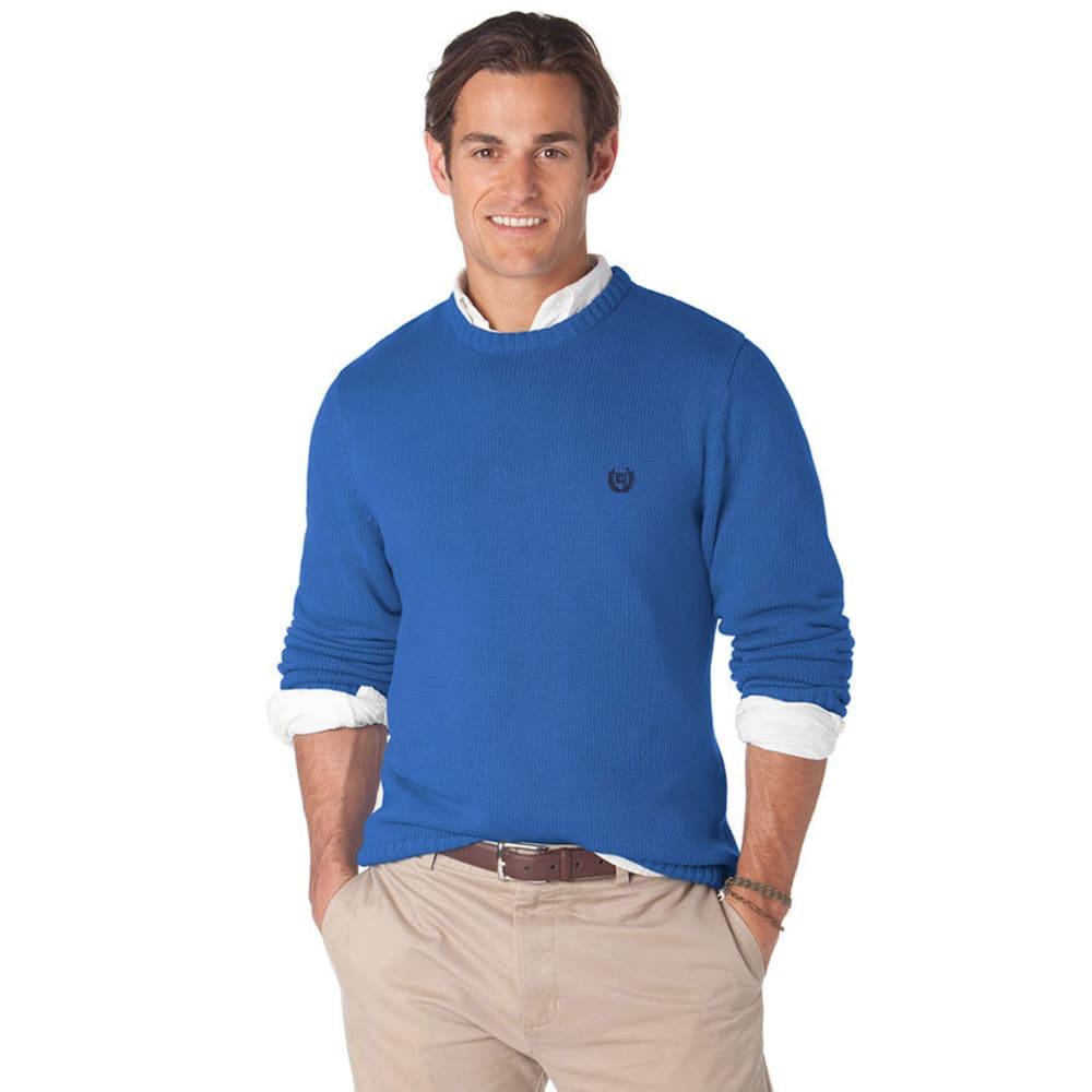 CHAPS Men's Hazelgrove Crew Sweater - FRESHWATER