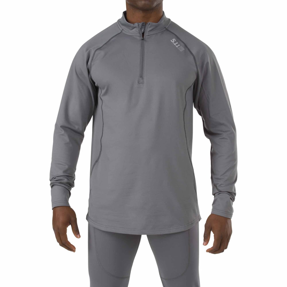 5.11 INC Men's Sub Zero Quarter Zip - STORM