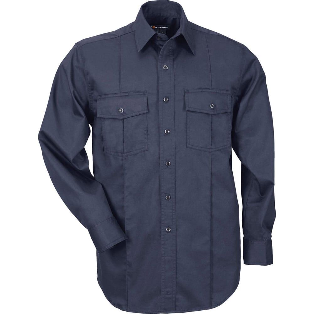 5.11 Men's A Class Station Shirt - Blue, M