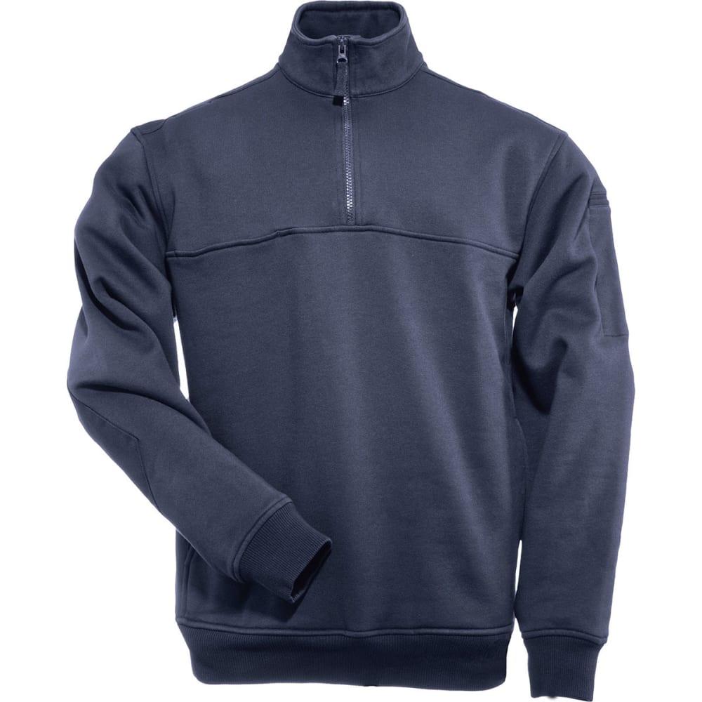 5.11 Men's 1/4-Zip Job Shirt - FIRE NAVY